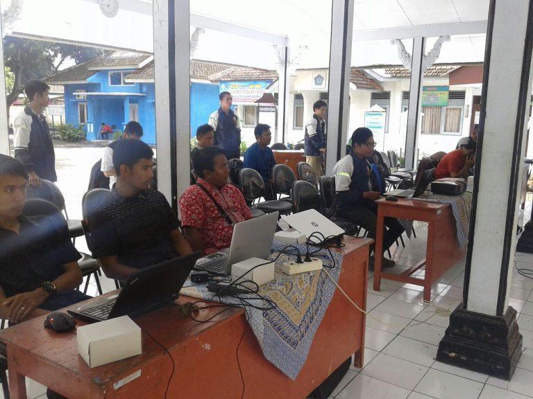 Pelatihan Website Desa oleh KKN UNDIP 2018